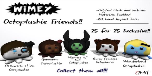 Wimey_ Octoplushie Friends Ad