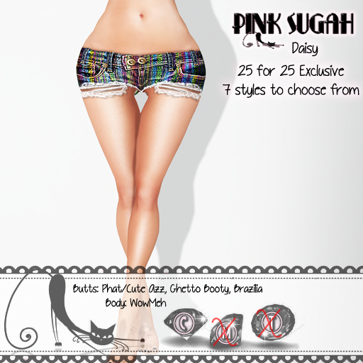 .__Pink Sugah__. 25 for 25 Poster - June